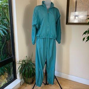 Vintage KAELIN Track Suit Warm-up Windbreaker Suit